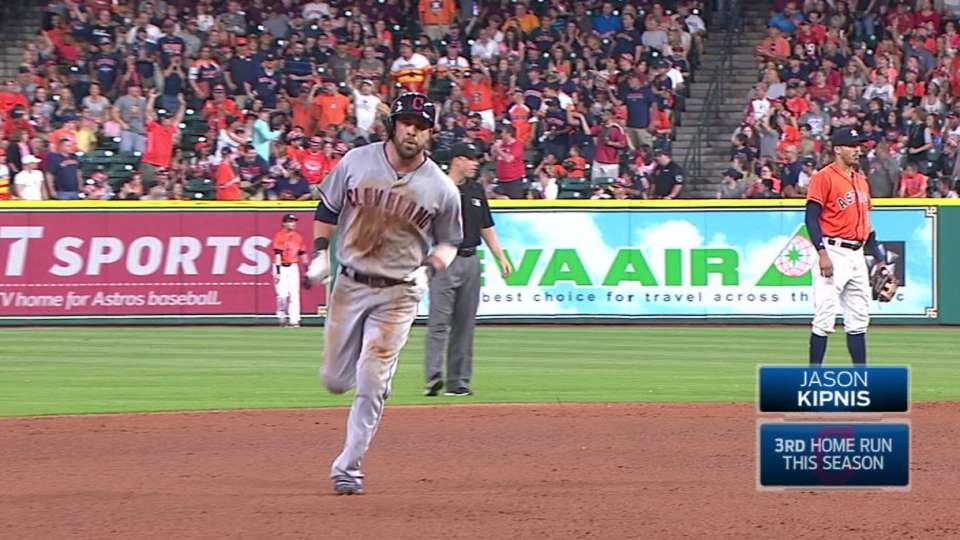 Kipnis' solo home run