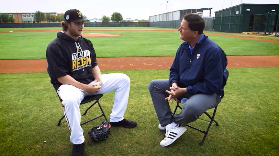 Play Ball: Gerrit Cole