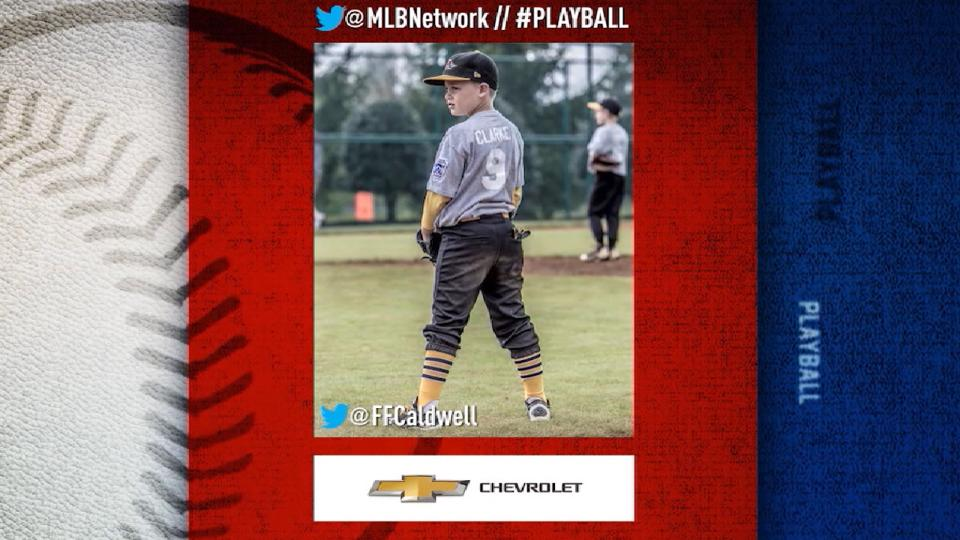 Chevy Youth Baseball Flip Book