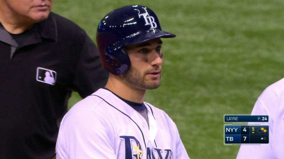 Kiermaier's RBI single