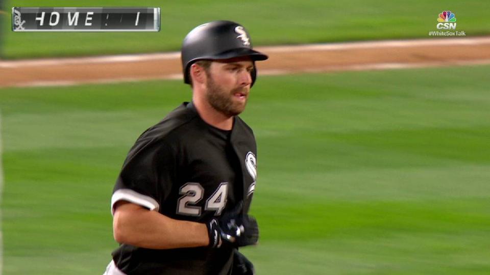 Davidson's two-run homer
