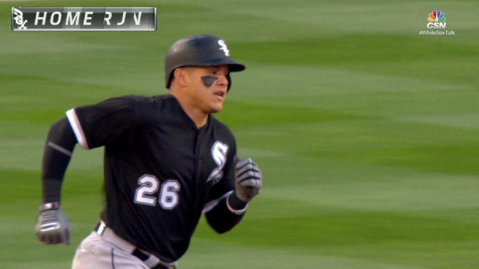 White Sox slug four home runs