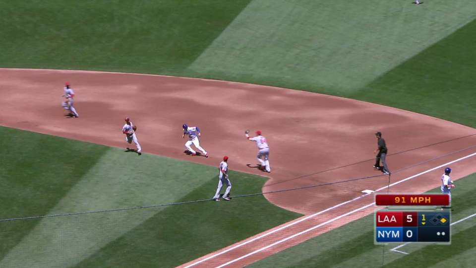 Cron, Simmons turn two