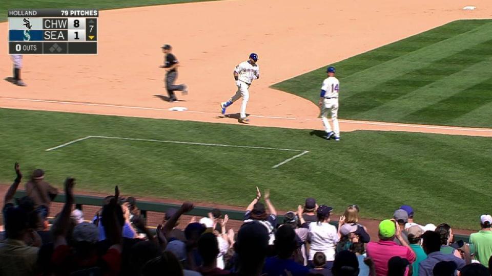 Cruz's mammoth home run
