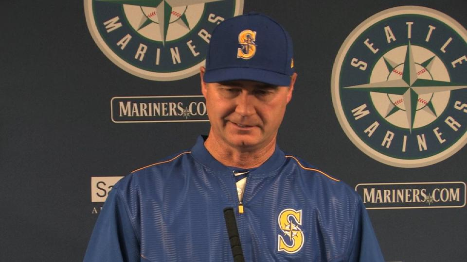 Servais on struggles in 8-1 loss