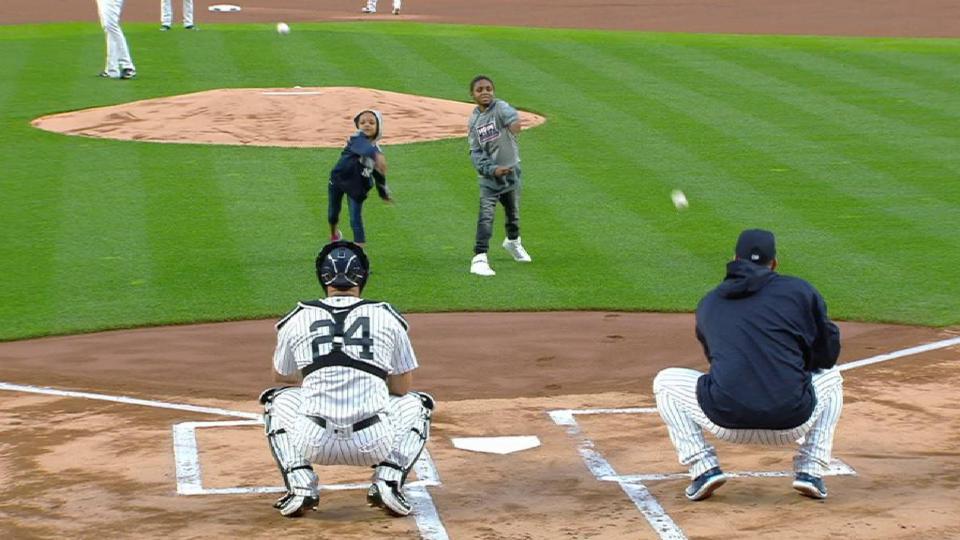 Yankees launch Hope Week