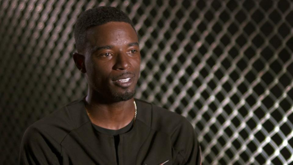 Dee Gordon on being small