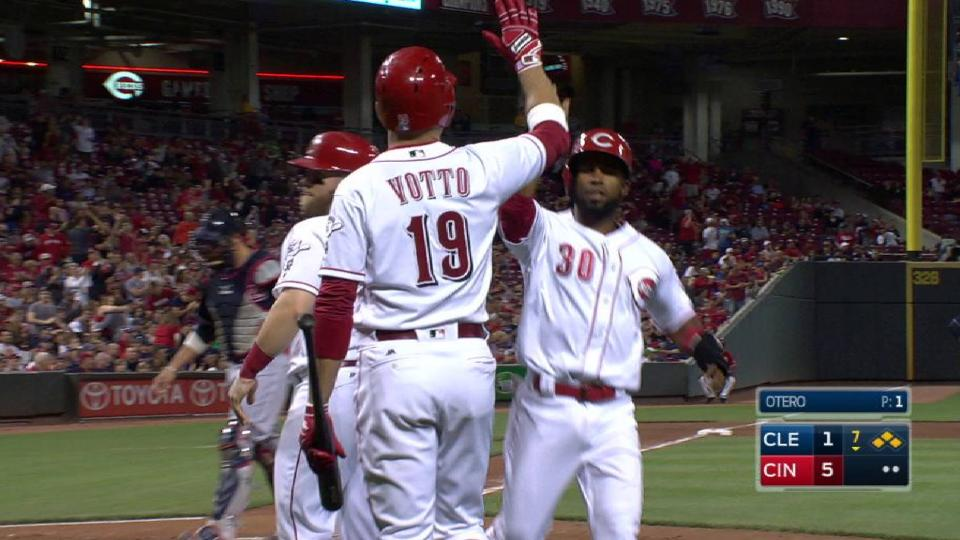 Cozart's two-run single