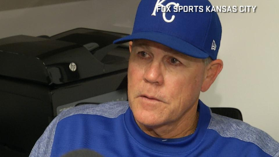 Yost on Vargas, 4-2 loss