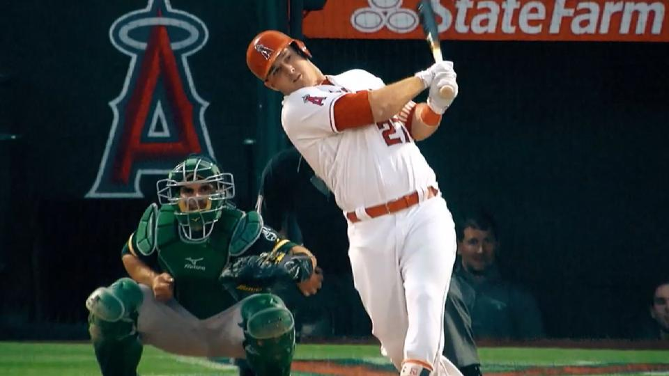 Faces of Baseball Week: Trout