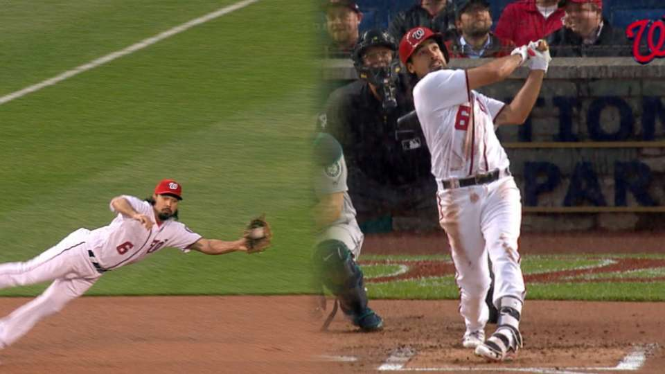 Rendon does it all in Nats' win