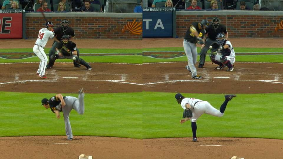 Glasnow's strong all-around game