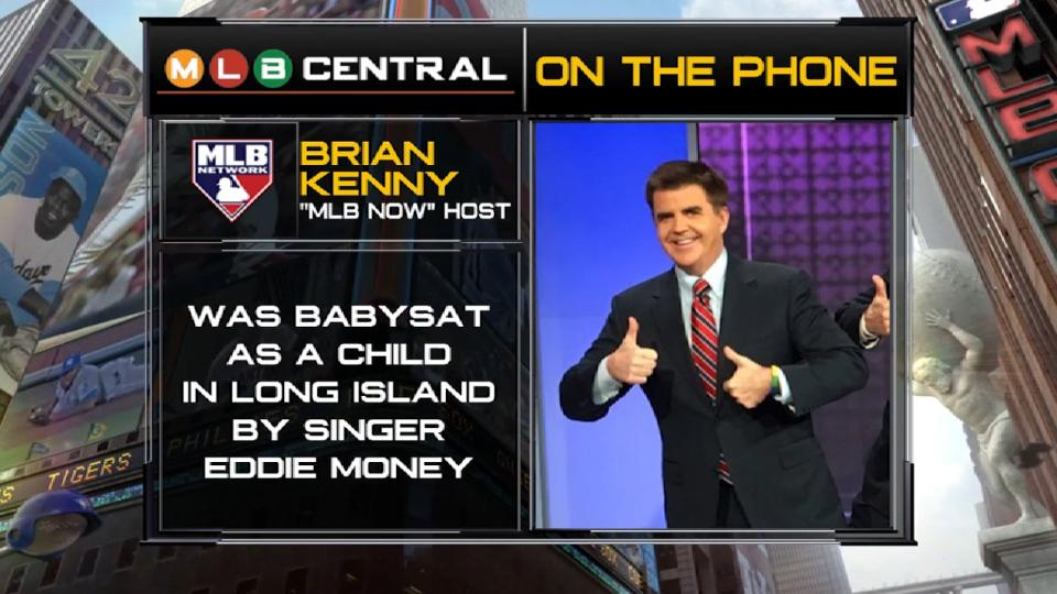 Brian Kenny calls MLB Central