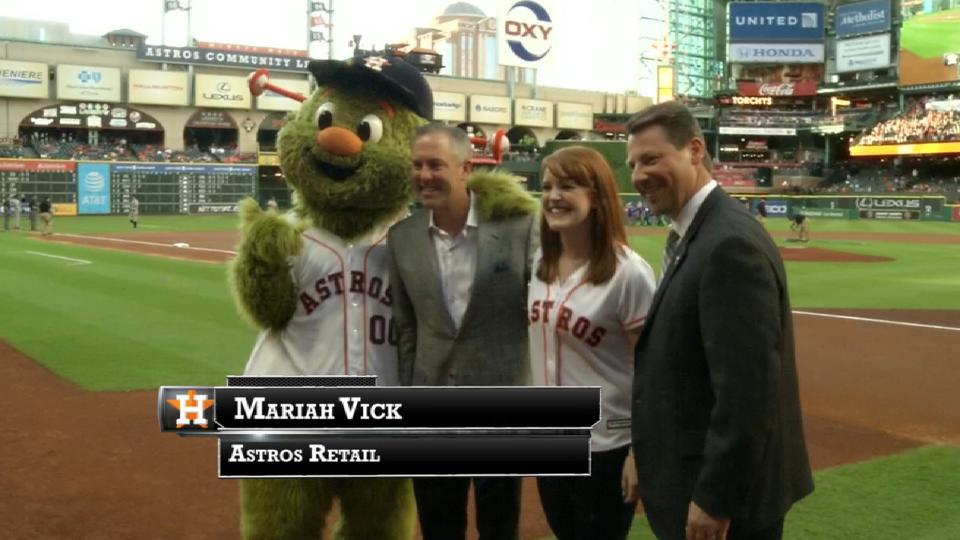 Astros Pregame Content: 5/24/17
