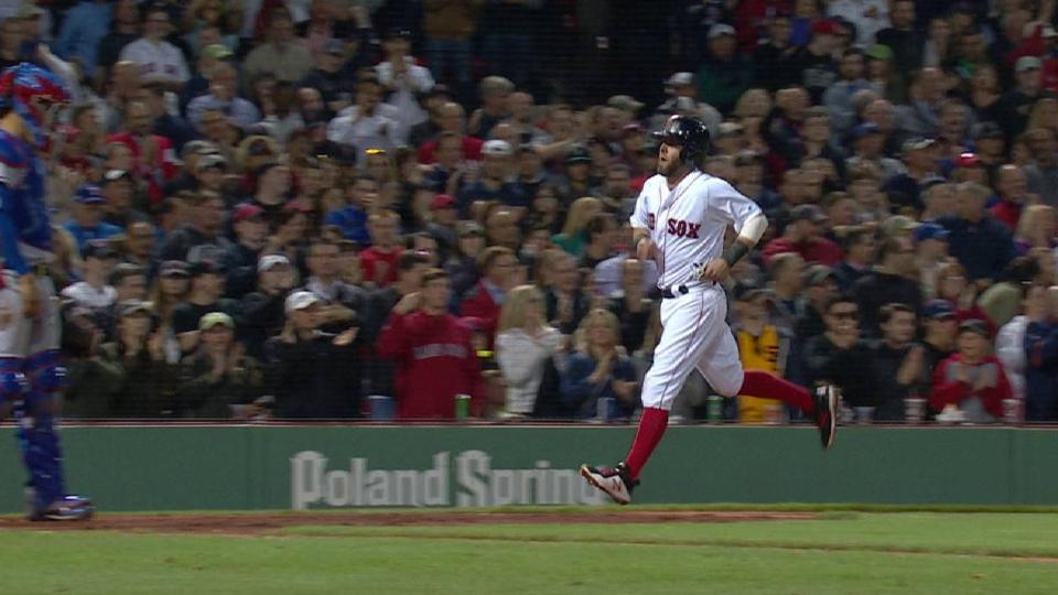 Young's bases-loaded walk
