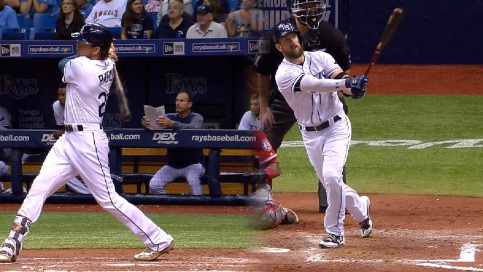 Rays go back-to-back in 7th