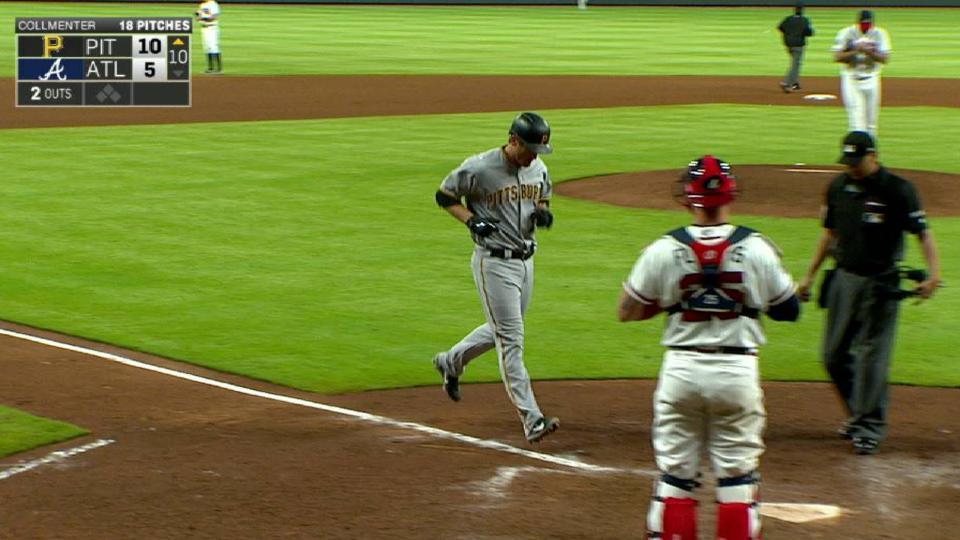 Freese's two-run homer