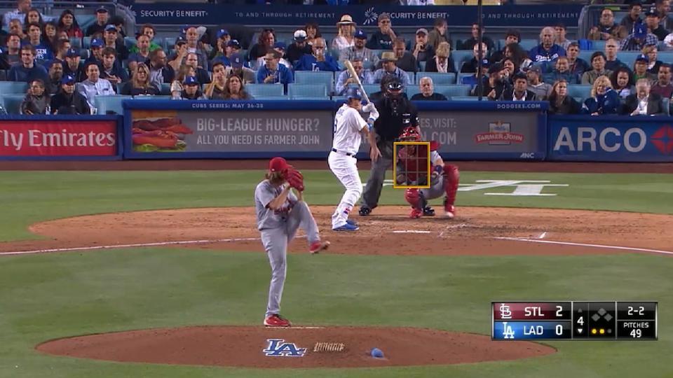Mike Leake's league-leading ERA