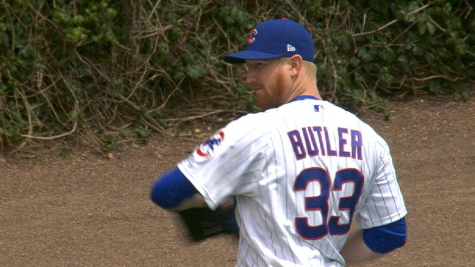 Butler's one-run, four-hit start