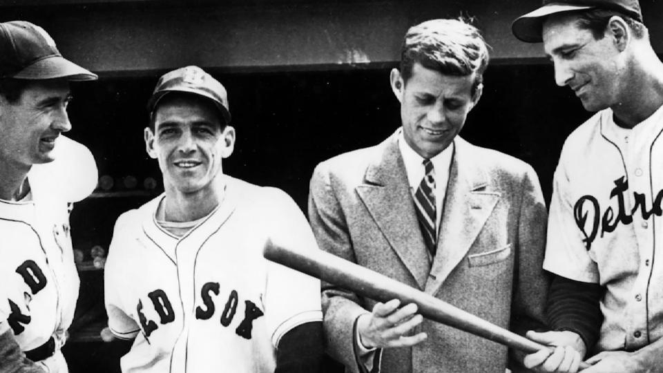 Fenway's ties to JFK's family
