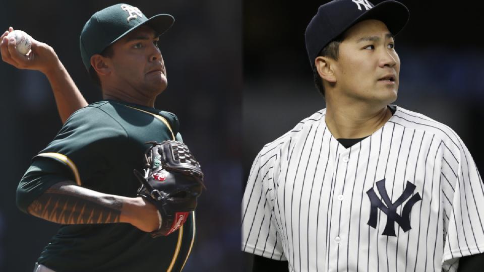 Manaea vs. Tanaka