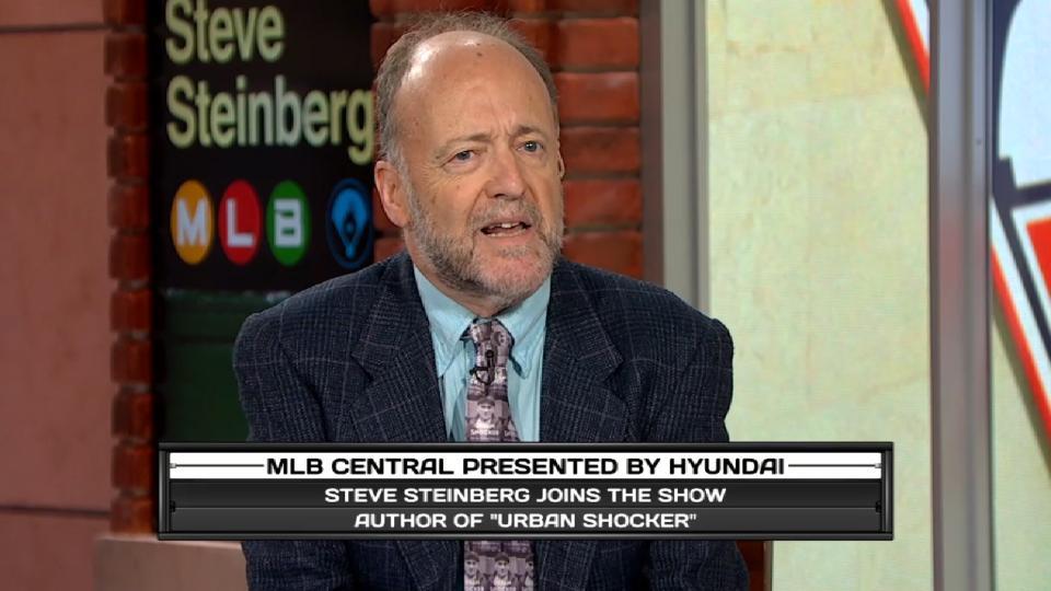 Steve Steinberg on MLB Central