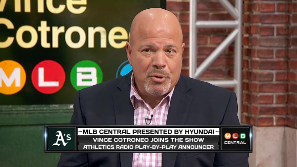 Vince Cotroneo on MLB Central