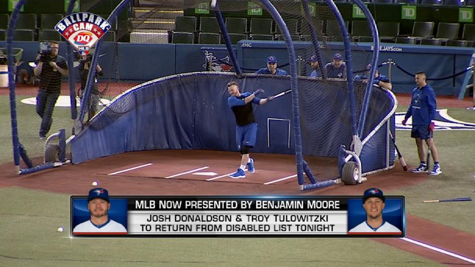 MLB Now on Tulo and Donaldson