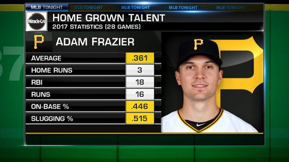 MLB Tonight on Adam Frazier