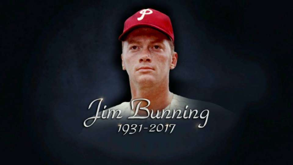 Booth on Jim Bunning's passing