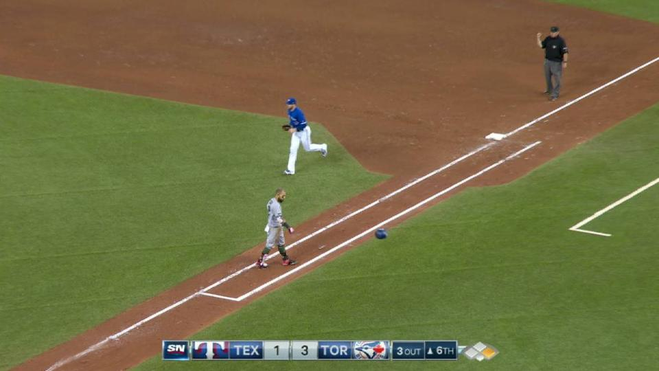 Odor stumbles out of the box