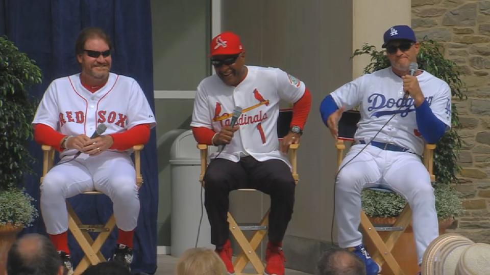 Sax on disliking Dodgers as kid
