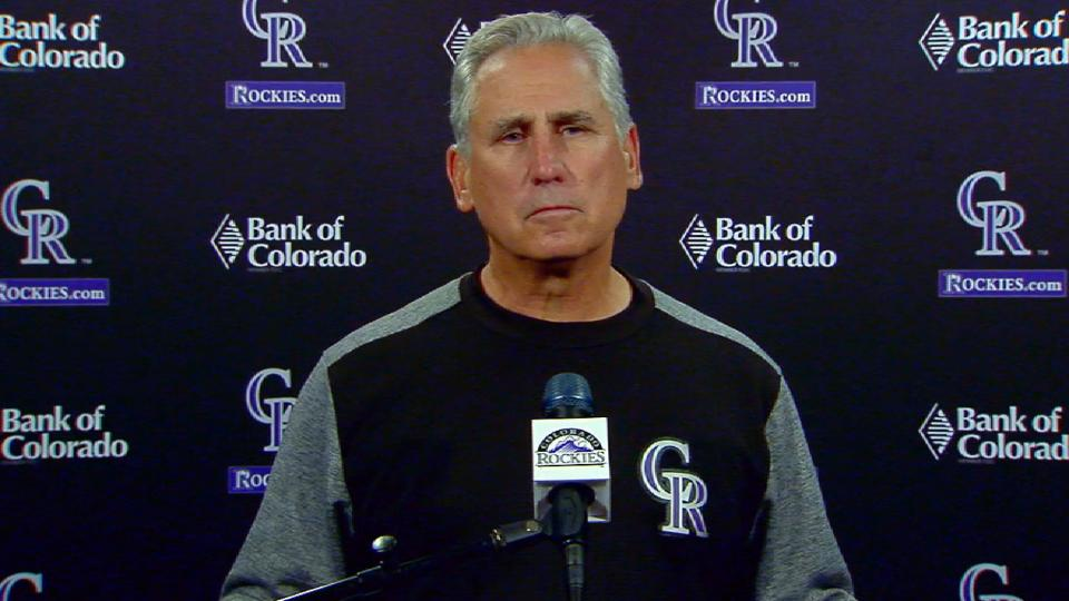Bud Black on Freeland's outing