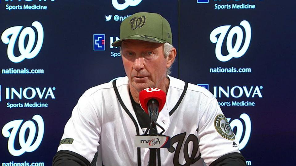 Speier on loss to Padres