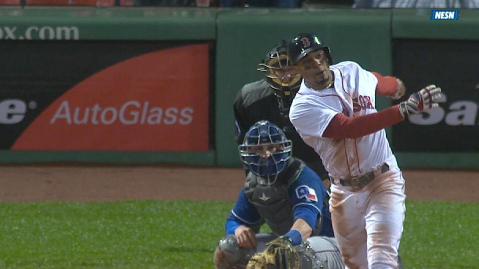Carry the Freight: Bogaerts