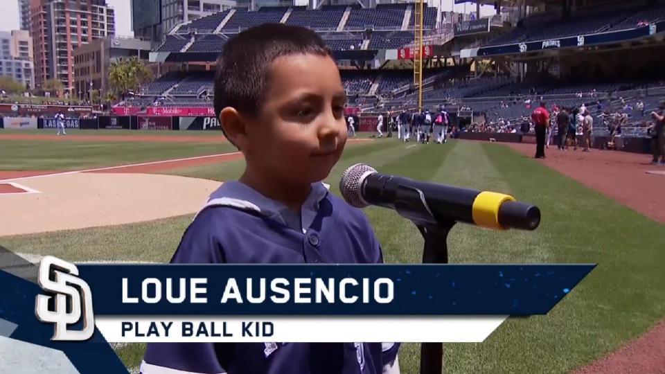 5/16/17: Ausencio's Play Ball
