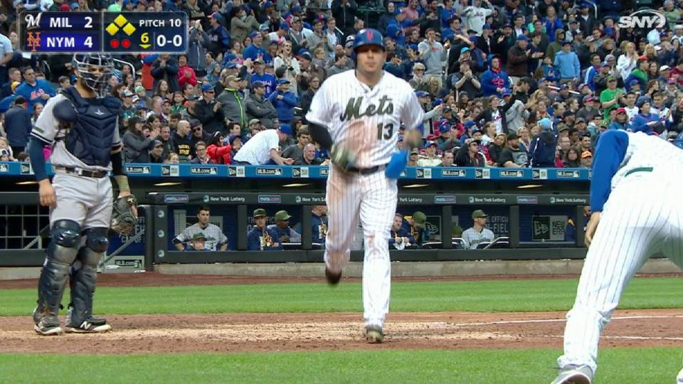Gsellman's bases-loaded walk
