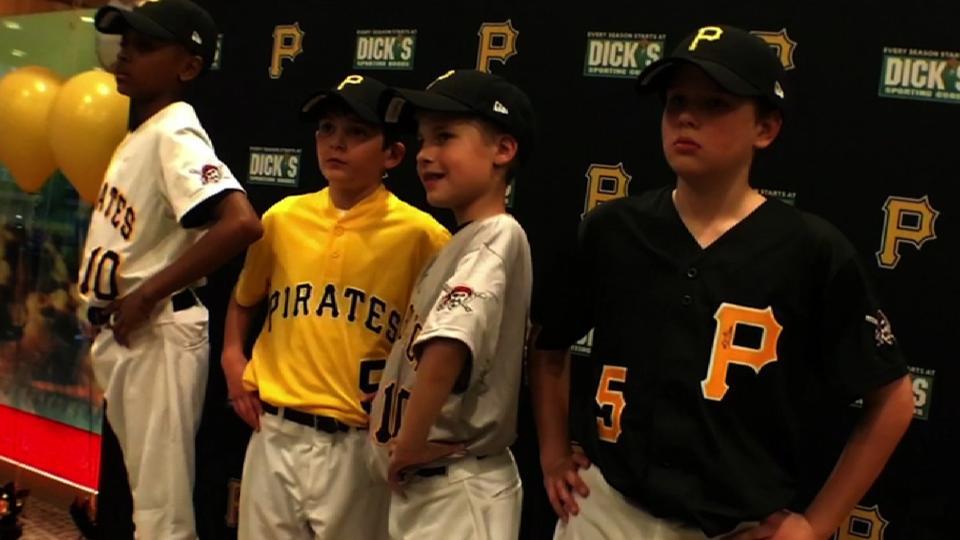 Future Pirates uniform program