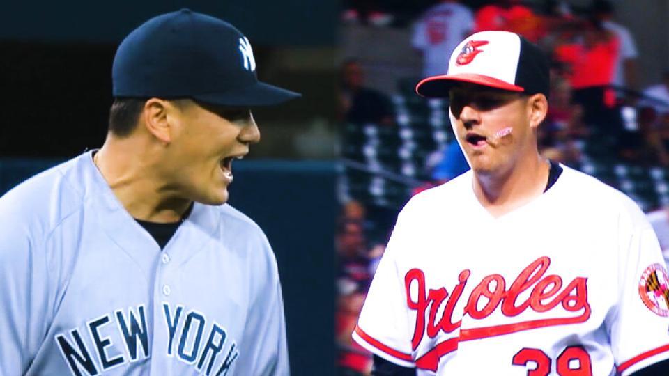 Tanaka vs. Gausman