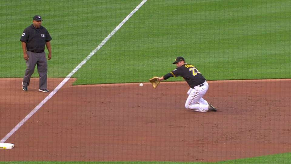Freese's fine stop