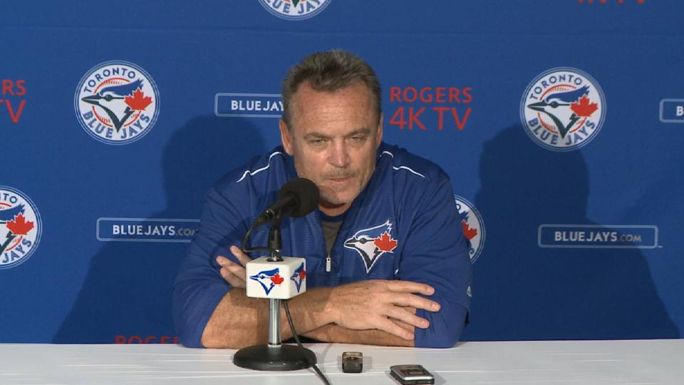 Gibbons on ability to mash HRs