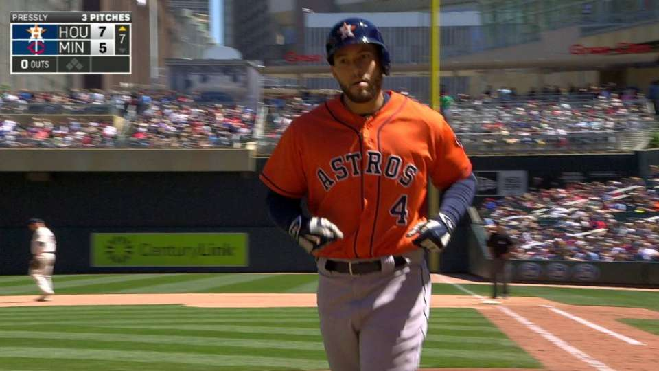 Springer's towering 473-ft. HR