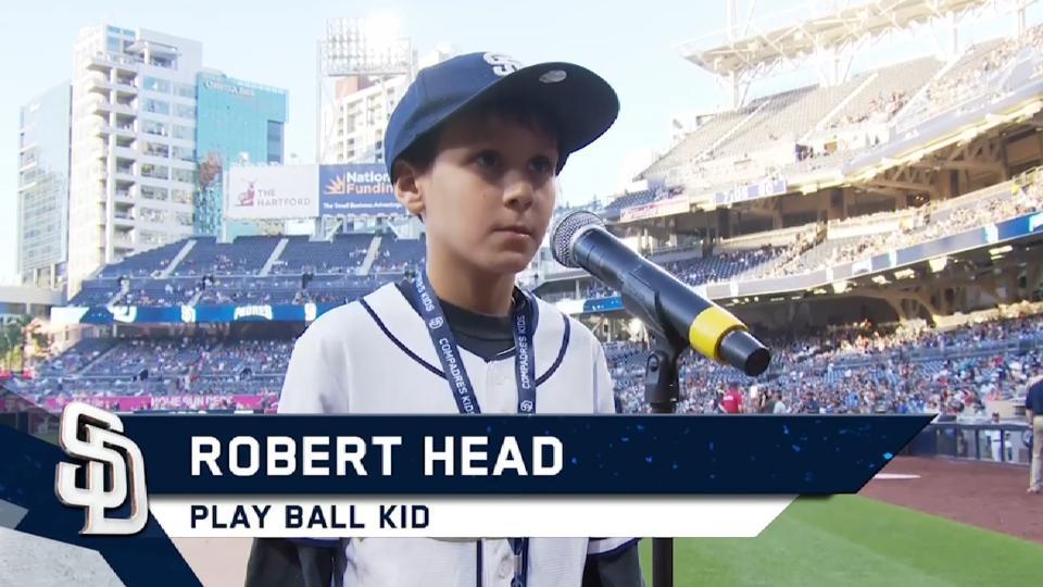 5/20/17: Play Ball Kid
