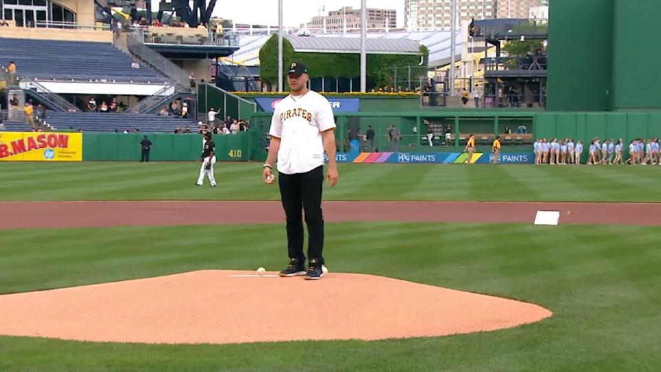 Pirates First Pitch: Watt/Conner