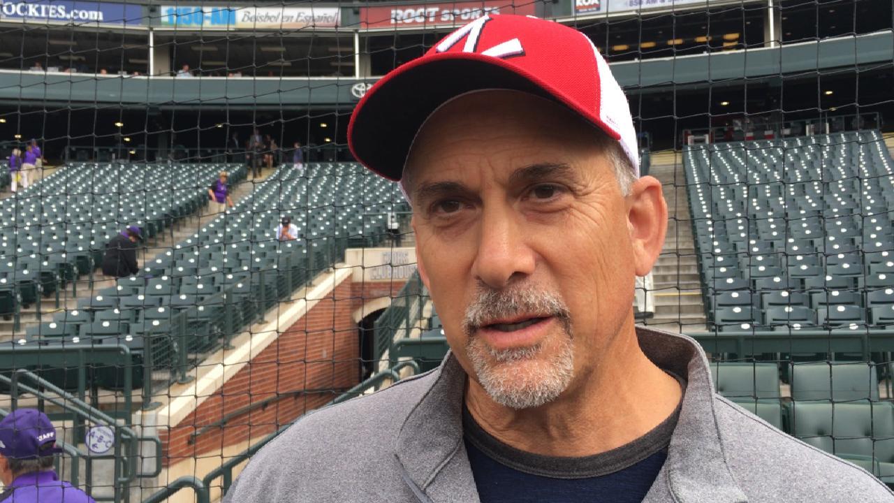 Indians\' Bradley Zimmer appreciates his father | MLB.com
