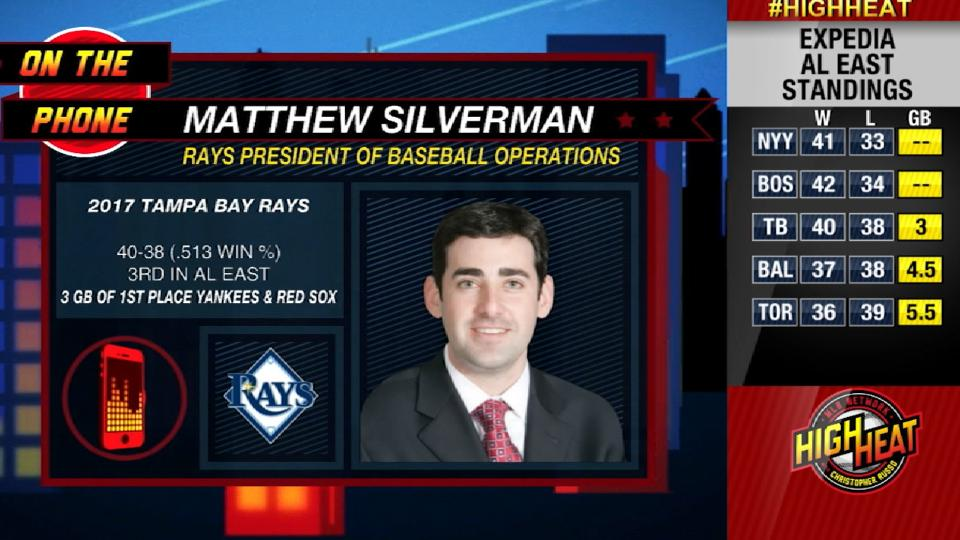 High Heat: Matthew Silverman