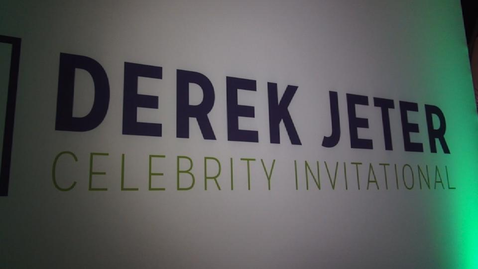 Jeter Celebrity Invitational