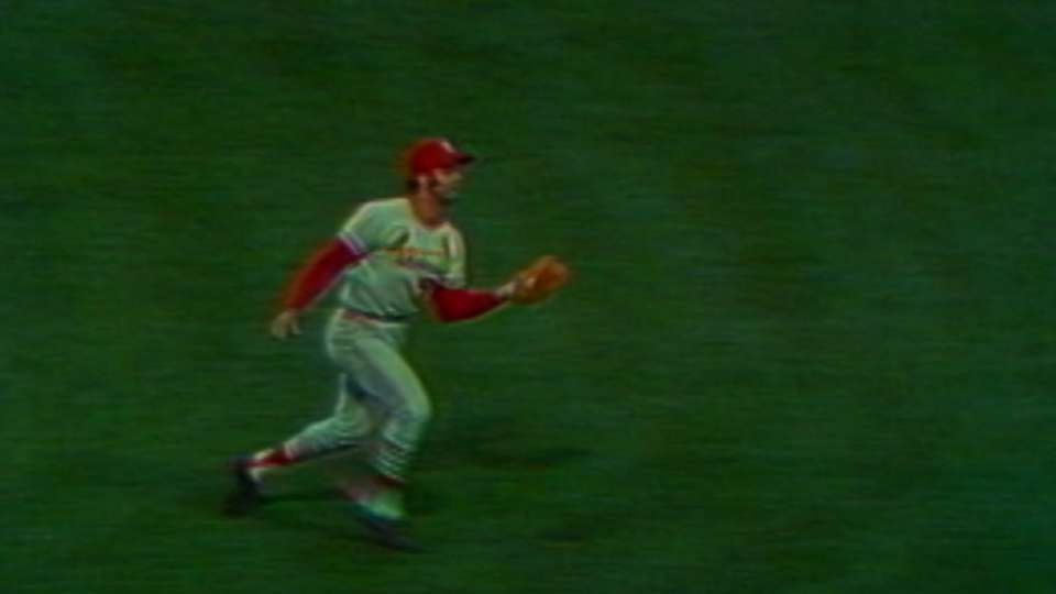 Torre covers infield for catch
