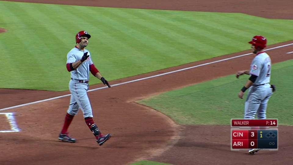 Votto's two-run home run