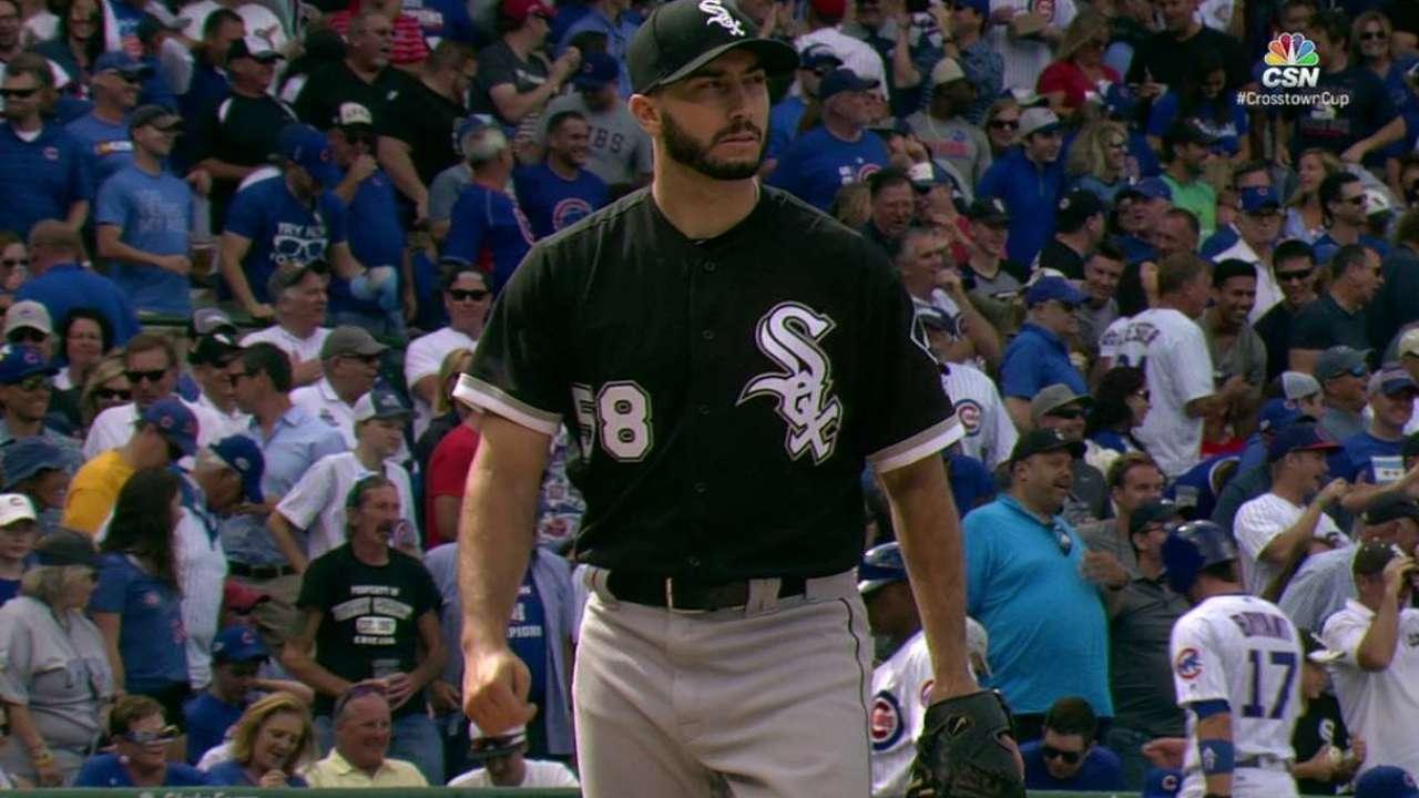 González ayuda a White Sox a romper mala racha